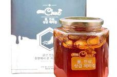 Sâm mật ong Hàn Quốc có tốt không? Cách nhập hiệu quả nhất là gì?