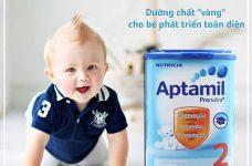 Dịch vụ mua hộ sữa Aptamil Đức và vận chuyển về Việt Nam