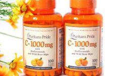 Dịch vụ mua hộ thực phẩm bổ sung vitamin C của Mỹ về Việt Nam