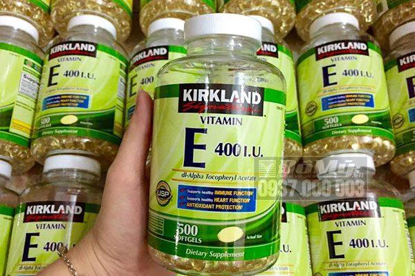 Vitamin E là dưỡng chất có tác dụng rất quan trọng đối với sức khỏe.