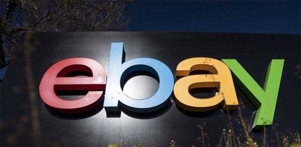 Ebay là web thương mại điện tử uy tín tại Mỹ