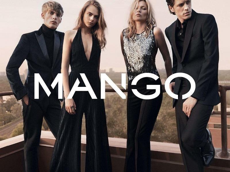 Mango là một trong những thương hiệu thời trang nổi tiếng được ưa chuộng nhất hiện nay