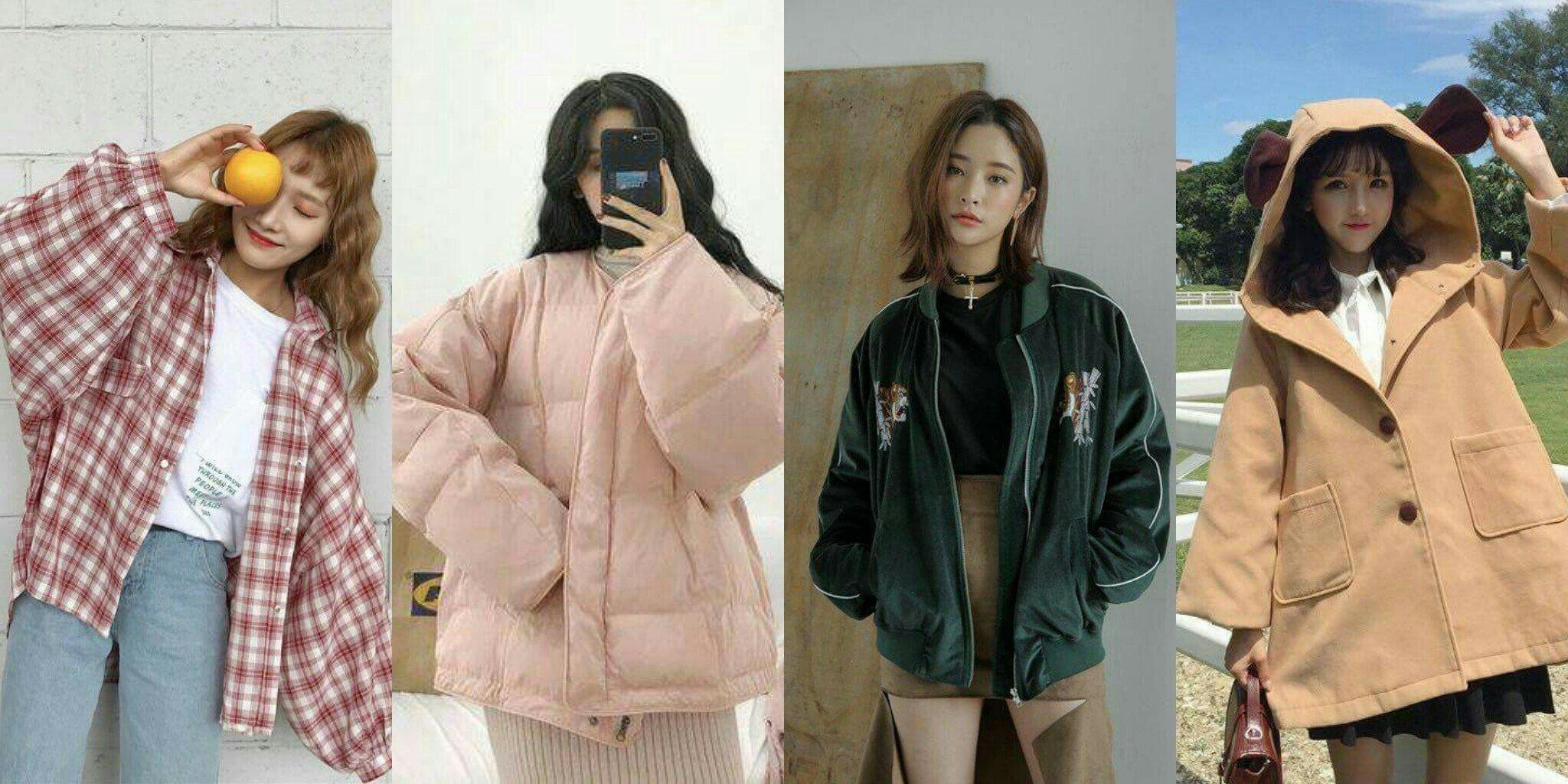 Áo khoác nữ Hàn Quốc - Món đồ không thể thiếu trong tủ đồ phái đẹp!