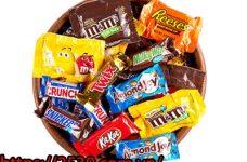 Tất tần tật thông tin về bánh kẹo Mỹ nhập khẩu