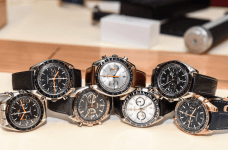Bộ sưu tập đồng hồ Omega nổi tiếng bậc nhất thế giới