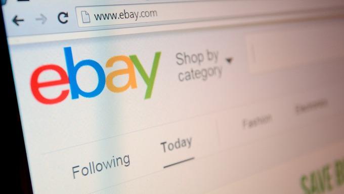 Ebay là web đấu giá và mua hàng uy tín tại Mỹ