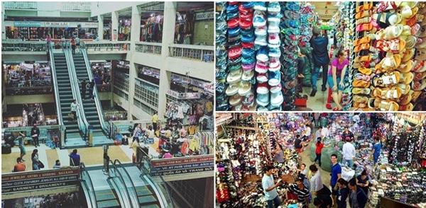 Bạn có thể tìm kiếm nguồn hàng tại các khu chợ Thái Lan