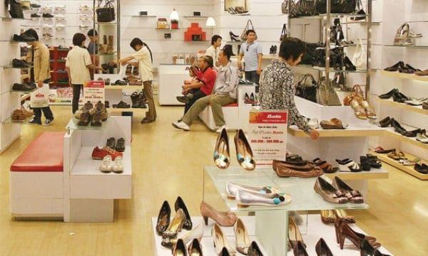 Nguồn hàng giày dép Thái online cũng rất phong phú