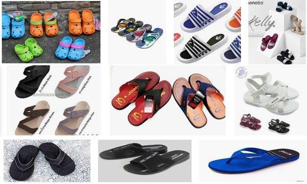 Adda là thương hiệu giày dép Thái nổi tiếng