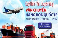 Quý Nam chuyên gửi hàng quốc tế giá rẻ uy tín hàng đầu Việt Nam
