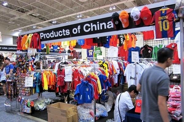 Nguồn hàng Quảng Châu có nhiều ưu điểm về kiểu dáng, chất lượng