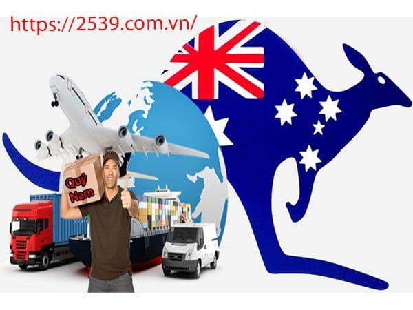 Quý Nam mua hộ hàng Úc về nước theo đường hàng không
