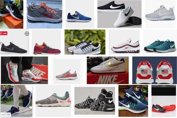 Mua giày Nike chính hãng tại store hay cửa hàng phân phối