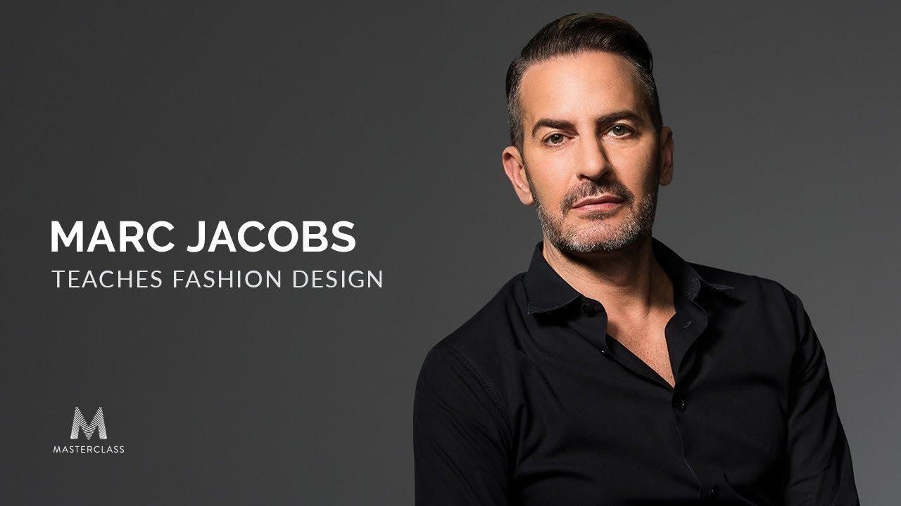 Người sáng lập thương hiệu Marc Jacobs – nhà thiết kế nổi tiếng nước Mỹ