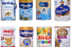 Top 4 sản phẩm sữa Pháp được tin dùng trên thị trường hiện nay