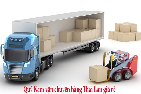Quý Nam đang có chương trình giảm phí vận chuyển hàng Thái Lan, giảm 5k/ký hàng hóa đối với khách buôn