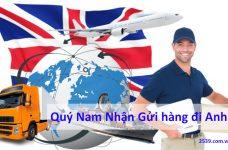 Dịch vụ gửi hàng đi Anh giá rẻ