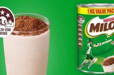 Những điều bạn cần biết khi mua sữa Milo Úc tại Hà Nội