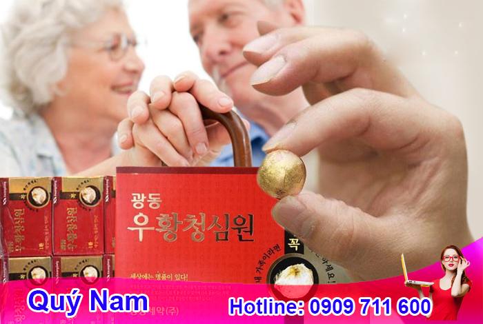An Cung Hàn Quốc là sản phẩm được yêu thích tại thị trường Việt Nam