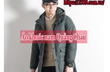 Tại sao nguồn hàng áo khoác nam Quảng Châu có giá rẻ?