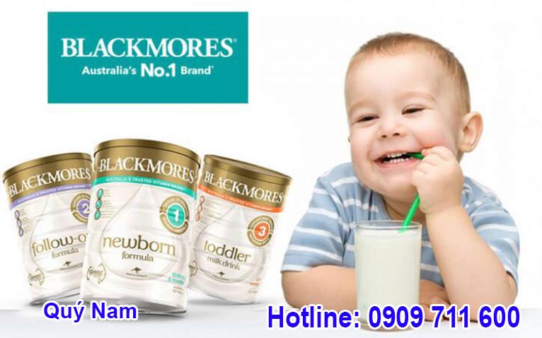 Blackmore Úc là dòng sản phẩm cung cấp dưỡng chất cho trẻ phát triển toàn diện.