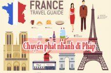 Dịch vụ chuyển phát nhanh đi Pháp an toàn, giá rẻ tại Quý Nam