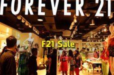 F21 sale!!! Mách bạn 4 kinh nghiệm săn sale F21 cực hữu ích