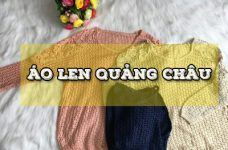 Cách order áo len Quảng Châu cao cấp giá sỉ trên Taobao,..