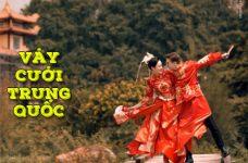 4 kiểu váy cưới Trung Quốc được ưa chuộng nhất hiện nay